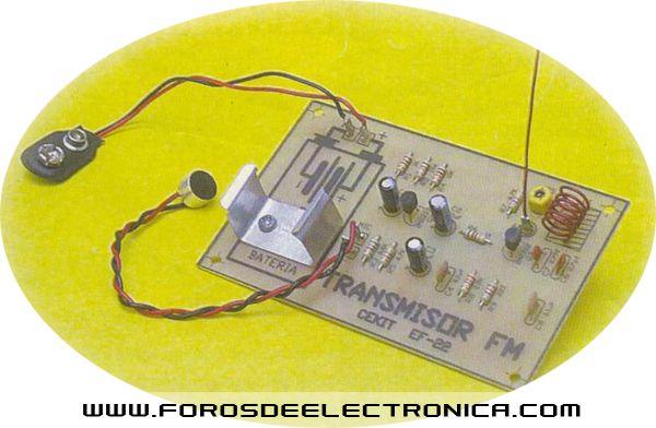 Crea tu Propio Transmisor de FM Miniatura!
