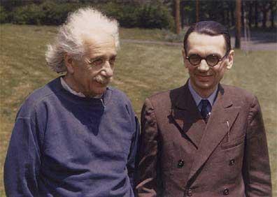 Godel Einstein